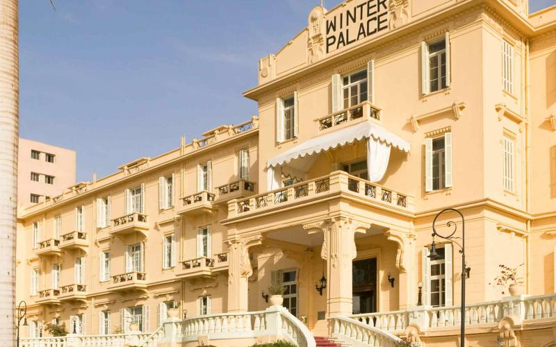 Sofitel Winter Palace Luxor Hotel - Exterior View -