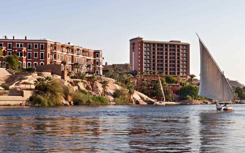 Sofitel Legend Old Cataract Aswan - Unique Nile River -
