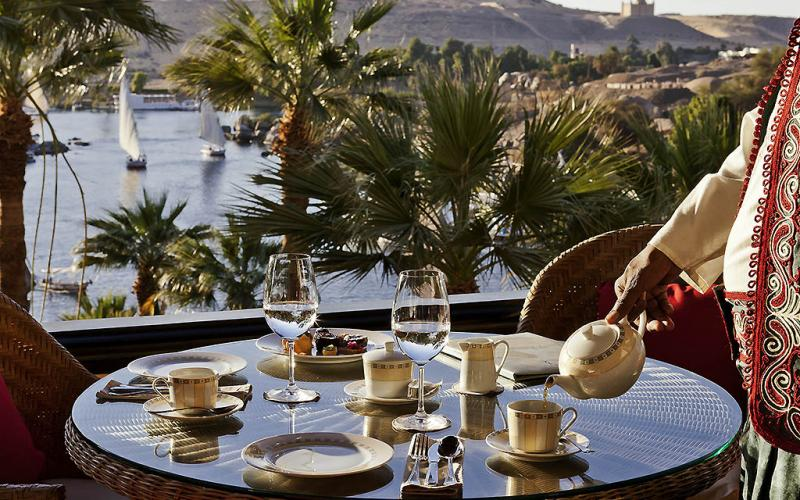 Sofitel Legend Old Cataract Aswan -The Nile -