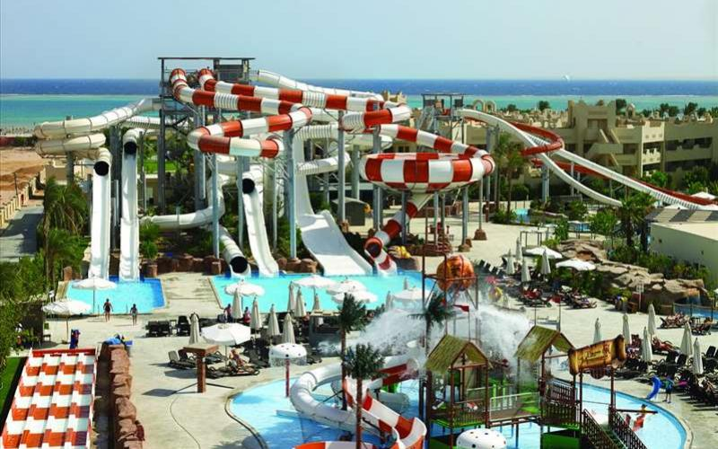 Coral Sea Waterworld Resort Sharm Elshiekh Aqua Park