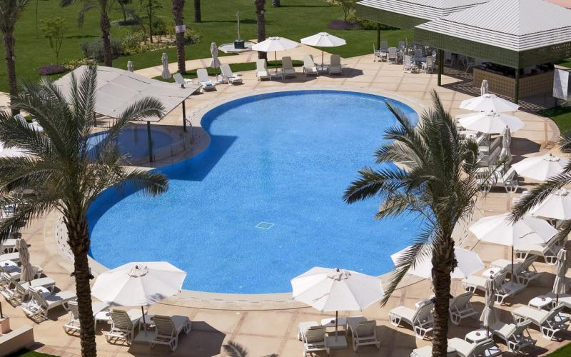 Novotel Cairo 6th of October -Pool -