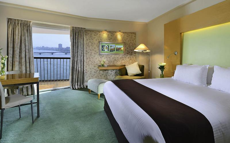 Sofitel Cairo Nile Hotel El Gezirah - Room with Nile View -