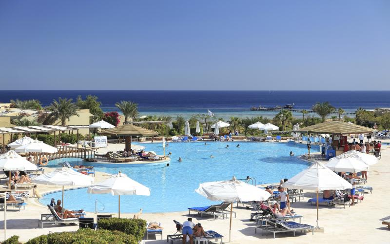 Three Corners Fayrouz Plaza Beach Resort Pool