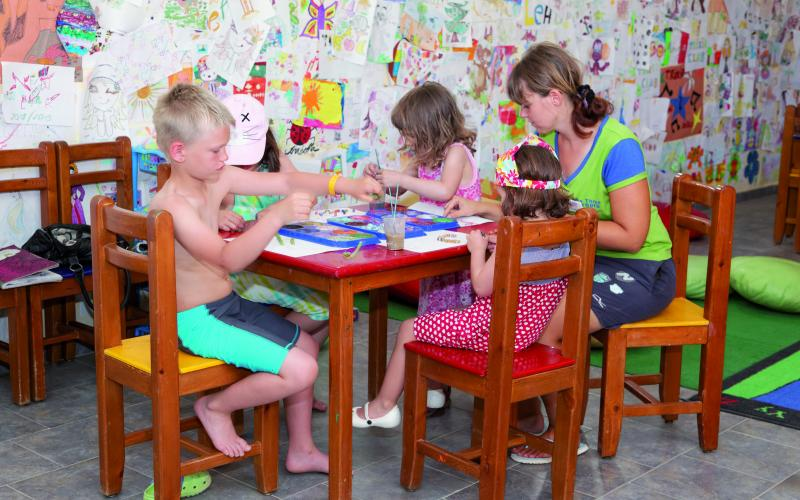 Three Corners Fayrouz Plaza Beach Resort Kids Club