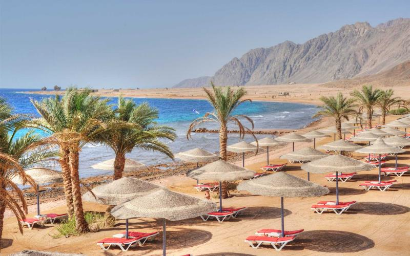 Ecotel Dahab Resort Beach