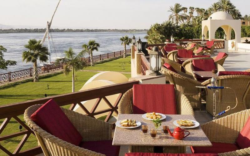 Mercure Luxor Karnak Hotel magnificent View