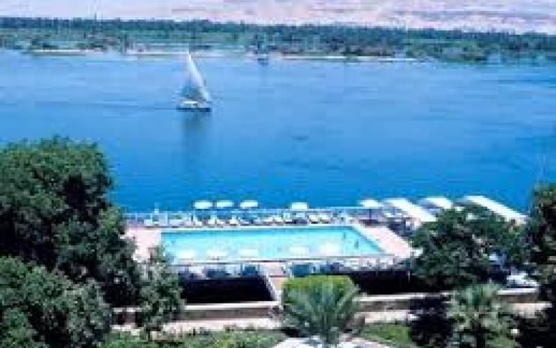Sofitel Winter Palace Luxor Hotel - View of the Holy Nile !! -