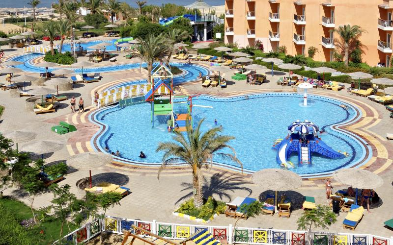 Three Corners Sunny Beach Resort Children Pool