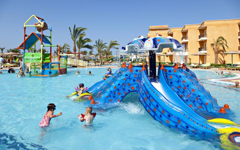 Three Corners Sunny Beach Resort Aqua Park